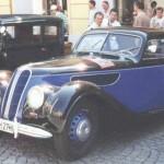 Старые машины в европе с 1930 до 1990 годов с фото
