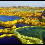 Зона тектонического разлома… Там живут люди, застрявшие в каменном веке