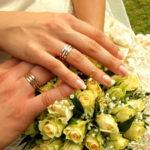 Почему обручальное кольцо носят именно на безымянном пальце